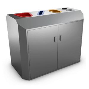 Recycling Bins for Indoor